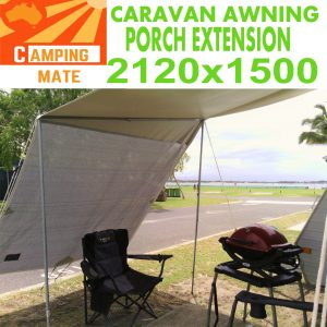 Caravan Awning Extension Premium Privacy 2120 215 2000 Roof